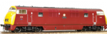 32-068 Bachmann Branchline Class 43 'Warship' D838 'Rapid' BR Maroon Full Yellow Ends